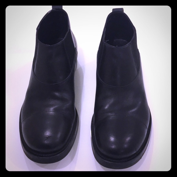 2841cdc3a8f Prada Ankle Boots - Men's
